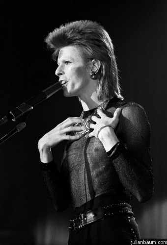 David Bowie  The official website of David Bowie  Out
